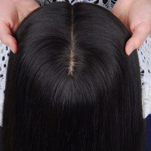 silk hair topper thin hair closure