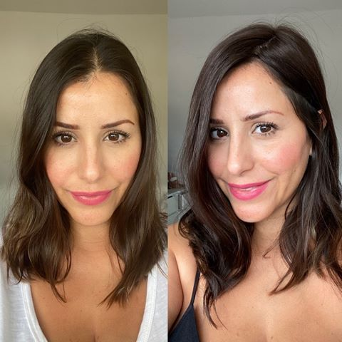small hair topper for hair loss