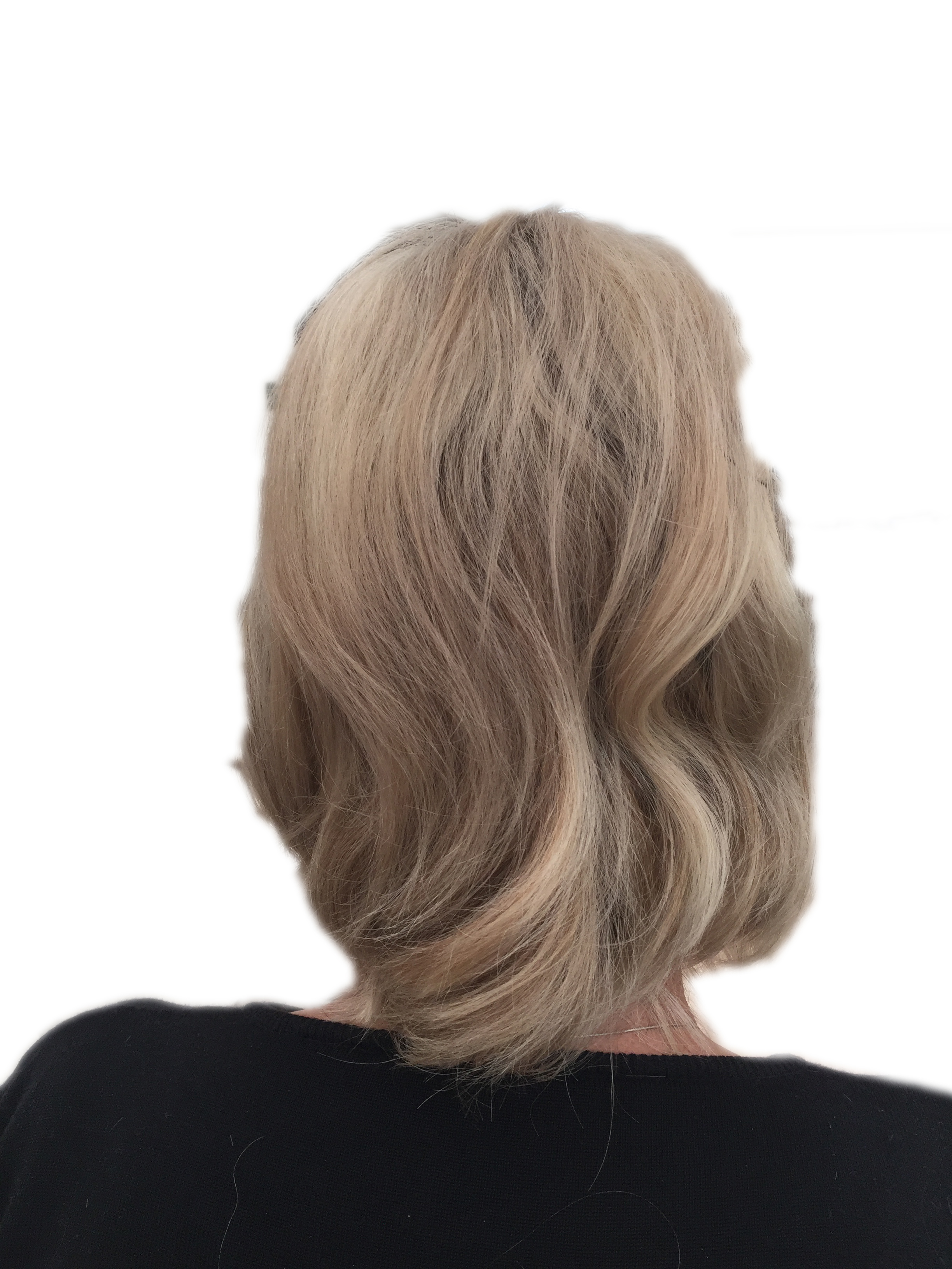 hair topper women thin hair loss