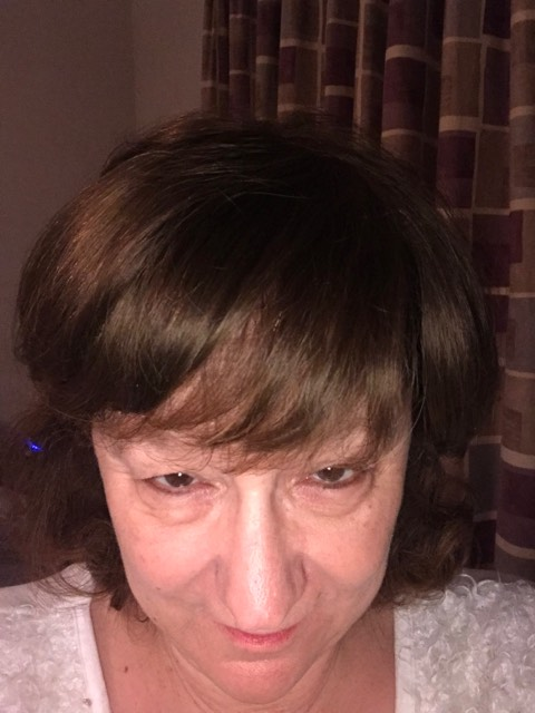 hair fringe bang topper for hair loss and thinning