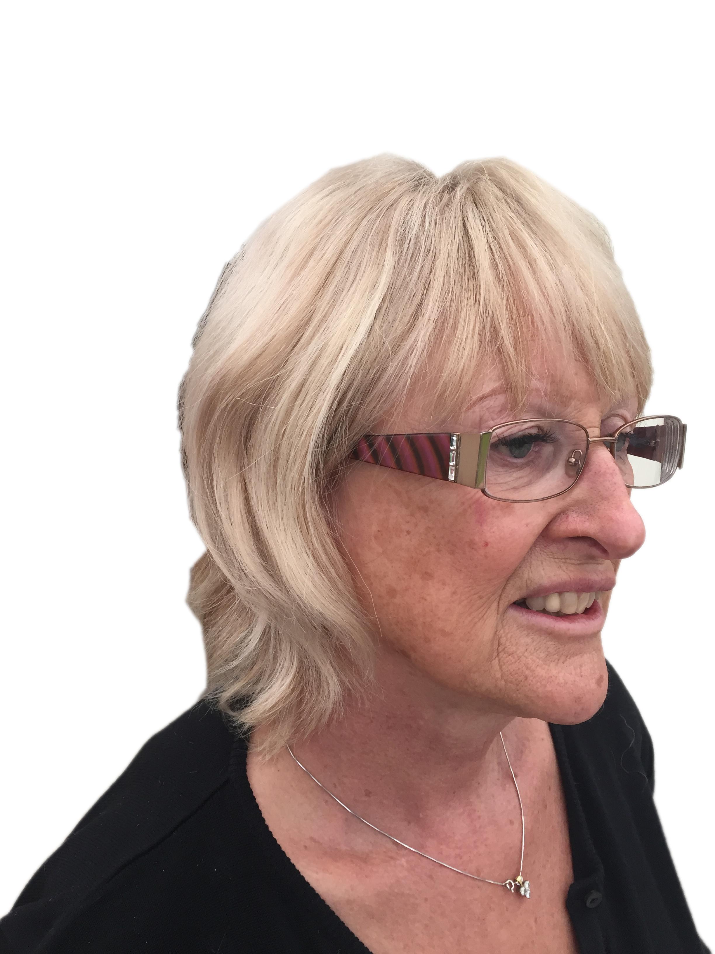 closure for short thin hair women uk