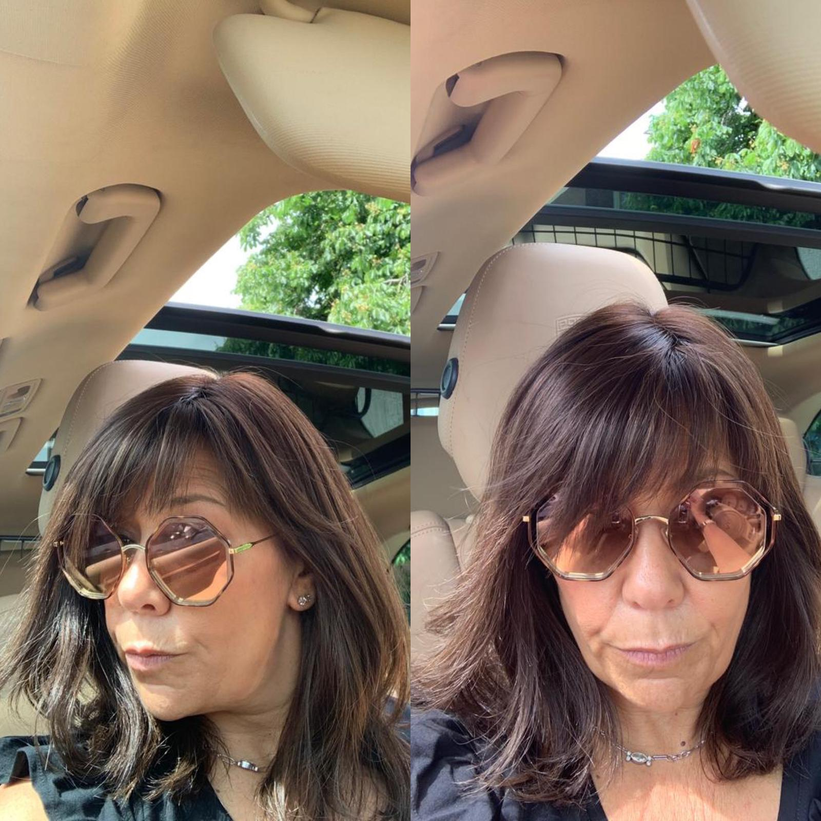 brunetter hair topper hair loss