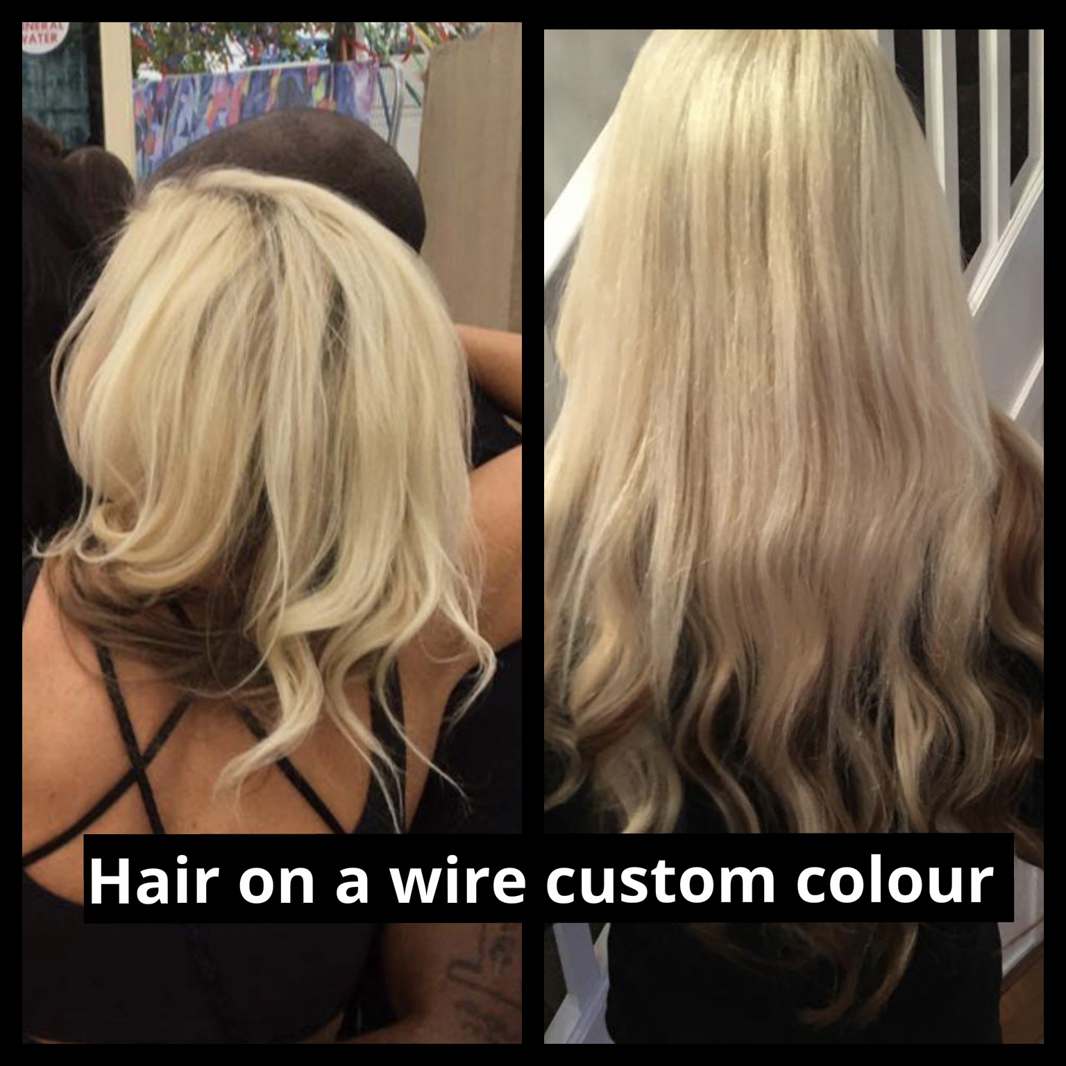 flip in halo hair instant wire length volume long remy extensions