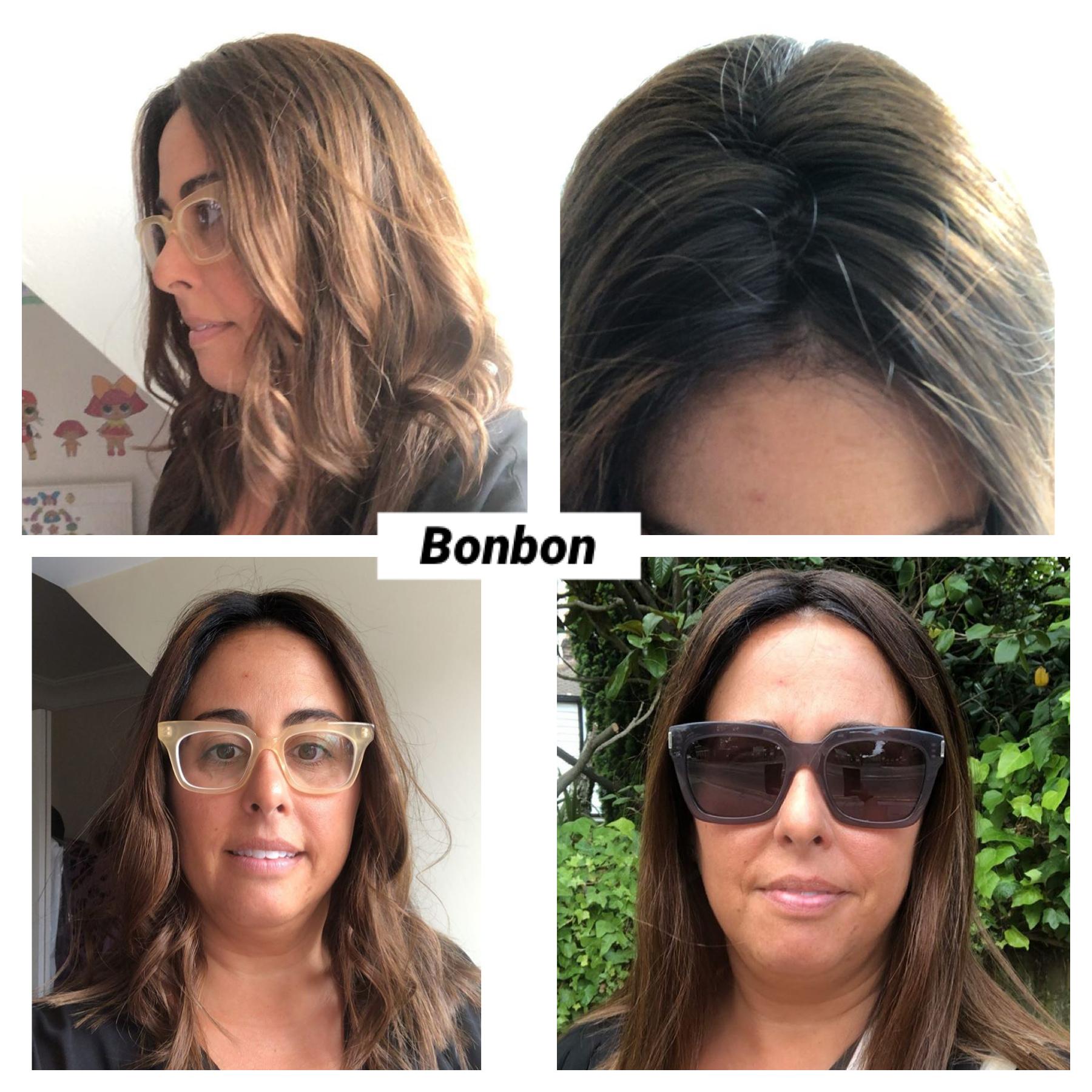hair loss topper silk closure wig