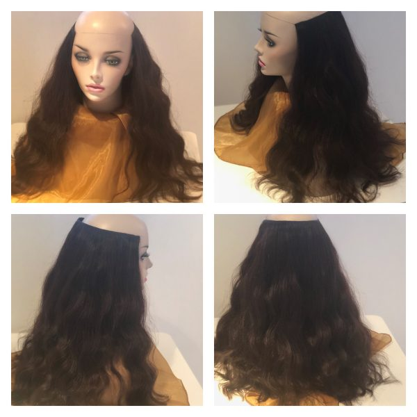 flip in hair extensions halo hair long hair on a wire remy human hair