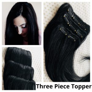 hair piece topper hair loss