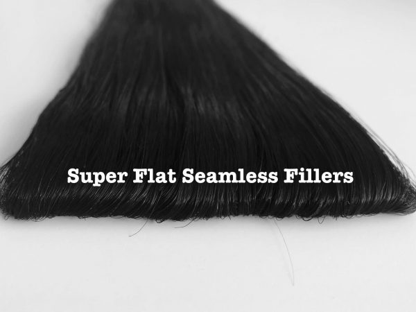 Seamless Filler No Track Frontal hair filler June penny real human hair