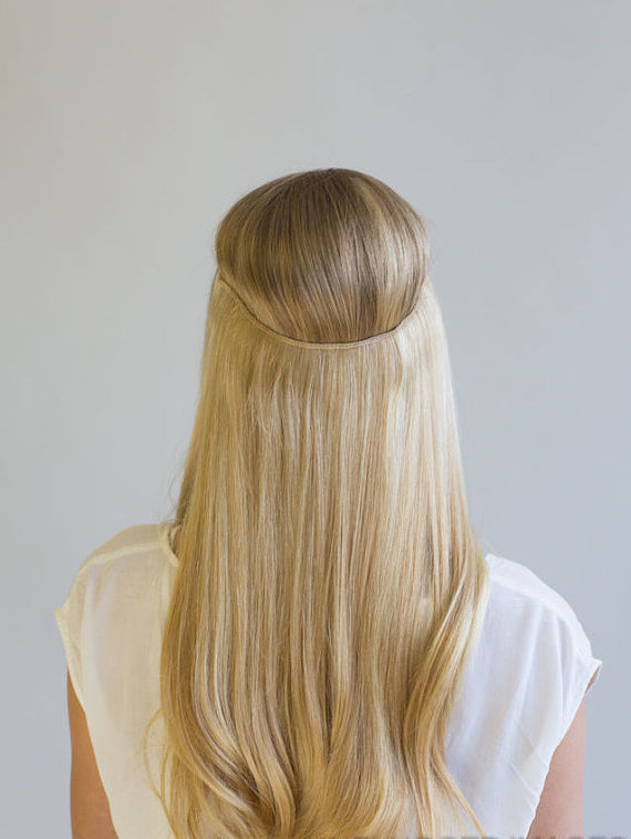 Halo Hair On A Wire Perfect Fringe