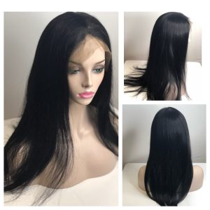 360 Lace Wig Can Tie Hair Up