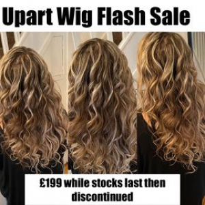 U-Part Wigs ***FLASH SALE***