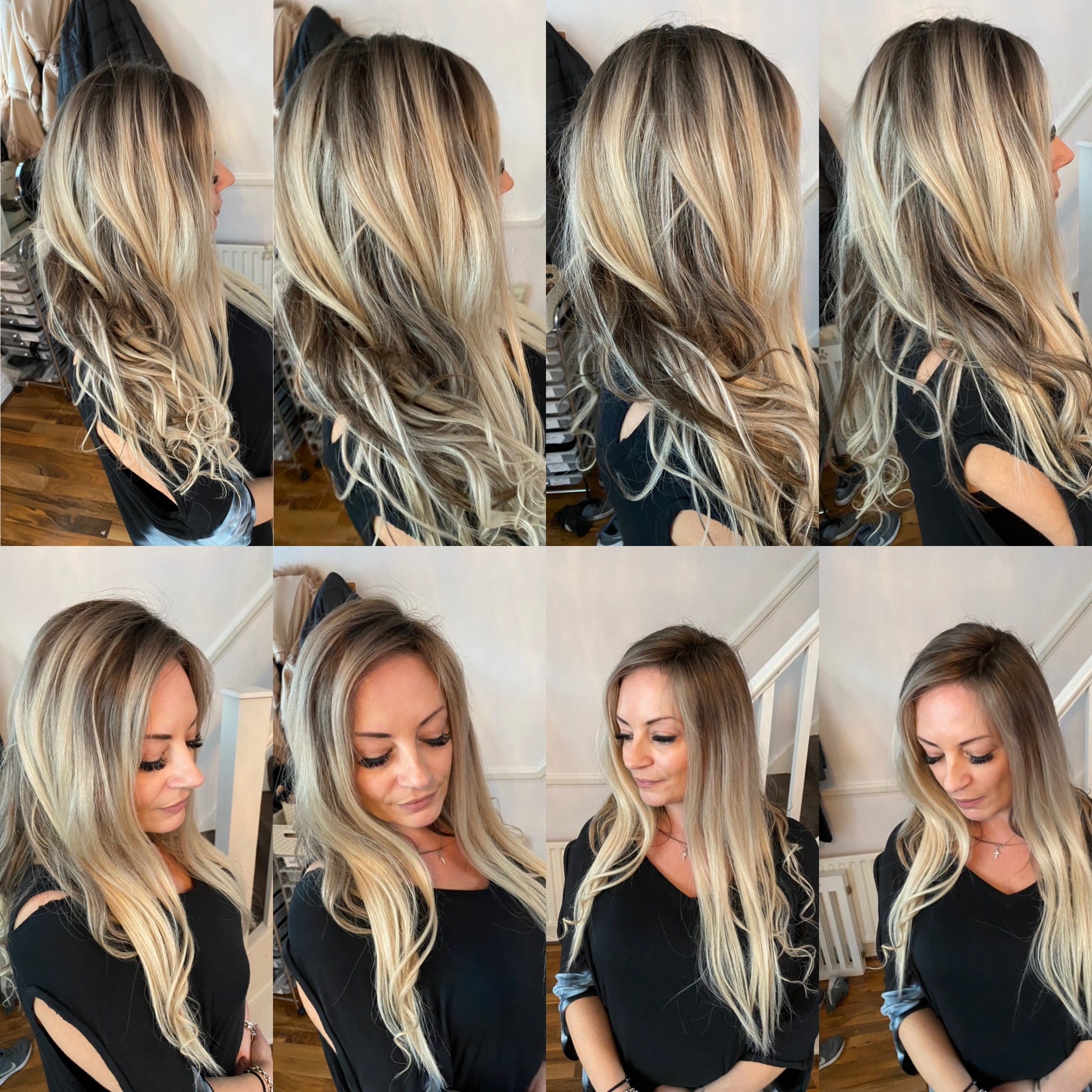 hair topper for women with thin thinning hair loss blonde brown wavy